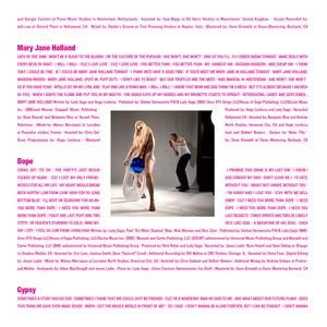 Artpop Booklet: pg. 11
