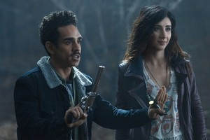 """Ash Vs Evil Dead """"Ashes to Ashes (1x08) promotional picture"""