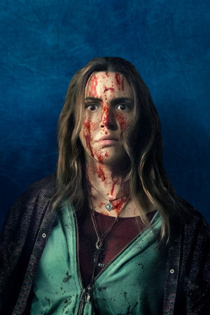 Ash Vs Evil Dead - ब्रांडी Barr Season 3 Portrait