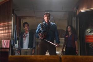 """Ash Vs Evil Dead """"El Jefe"""" (1x01) promotional picture"""