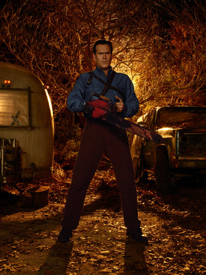 Ash Vs Evil Dead Season 1 Ashley 'Ash' J. Williams Portrait