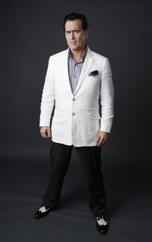 Ash Vs Evil Dead Season 1 Bruce Campbell Portrait