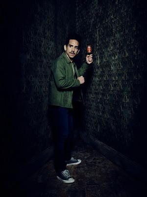 Ash Vs Evil Dead Season 1 Pablo Simon Bolivar Portrait
