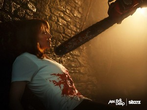 "Ash Vs Evil Dead ""The Dark One"" (1x10) promotional picture"