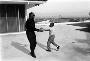At Home With strahl, ray Charles