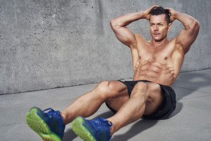 Aumentar masa muscular en casa