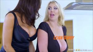 Ava x Leigh Lesbian Sex0285