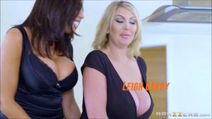 Ava x Leigh Lesbian Sex0291