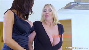 Ava x Leigh Lesbian Sex0343