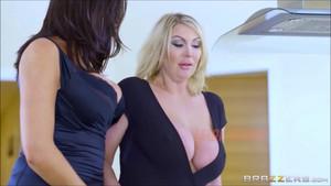 Ava x Leigh Lesbian Sex0350
