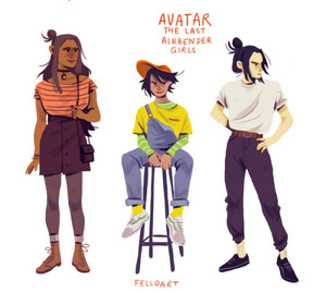 avatar Girls