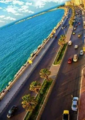 BEAUTIFUL ALEXANDRIA EGYPT