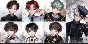 BTS (anime)