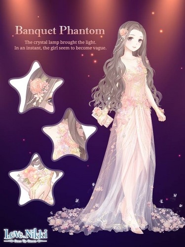 how to get a knight suit in love nikki