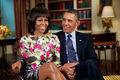 Barack And Michelle - barack-obama photo