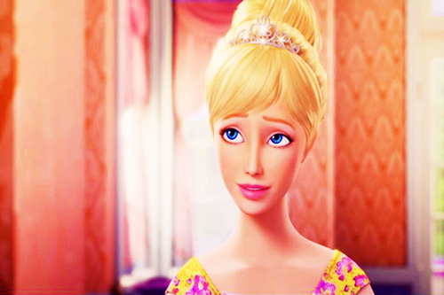 Barbie films achtergrond called Barbie and the Secret Door