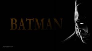 batman Black fondo de pantalla 1