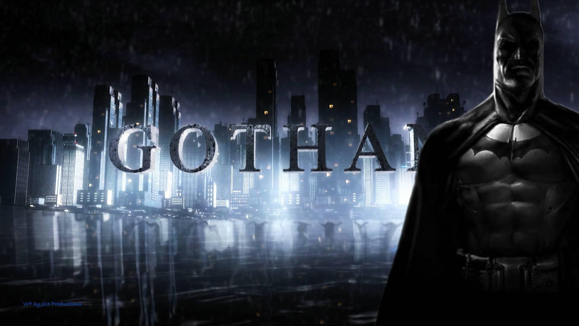 Batman Gotham City Batman Wallpaper 40961803 Fanpop