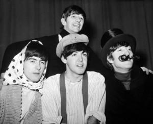 Beatles pasko ipakita