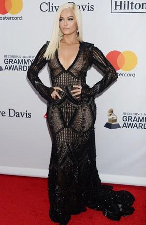 Bebe at pre Grammy Gala