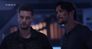 Bellamy & Murphy in Season 5