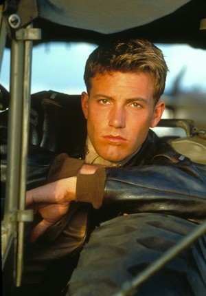Ben Affleck as Rafe McCawley in Pearl Harbor