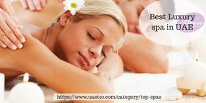 Best Luxury spa in UAE