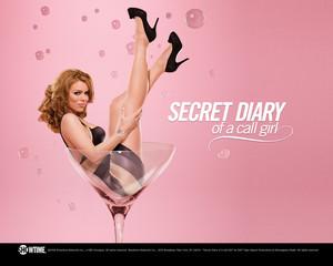 Billie in Secret Diary of a Call Girl