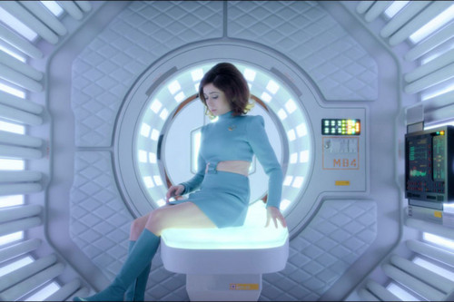 "Black Mirror achtergrond called Black Mirror ""USS Callister"" promotional picture"