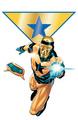 Booster GOLD - dc-comics fan art