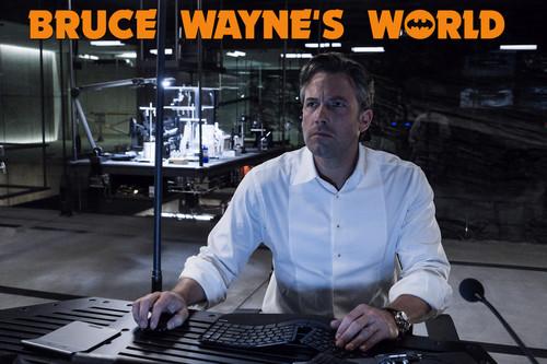 Batman wallpaper titled Bruce Wayne s World