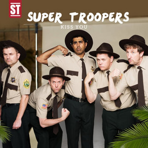Buzzfeed Photoshoot - Super Troopers Pose Like One Direction - 2015