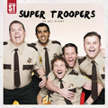 Buzzfeed Photoshoot - Super Troopers Pose Like One Direction - 2015 - broken-lizard photo