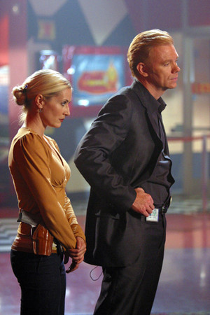 CSI: Miami - Horatio and Calleigh