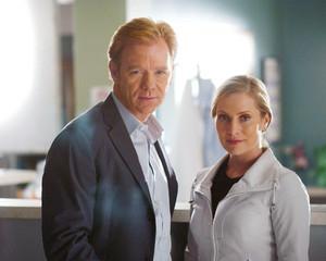 CSI: Miami - Horatio and Calleigh