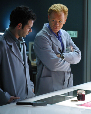 CSI: Miami - Horatio and Speedle