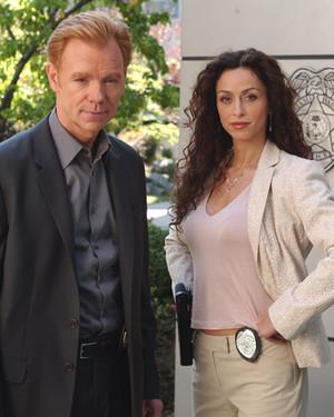 CSI: Miami - Horatio and Yelina