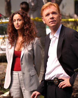 CSI: Miami - Horatio and Yelina