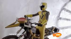 Calvin Morphed As The Yellow Ninja Steel Ranger