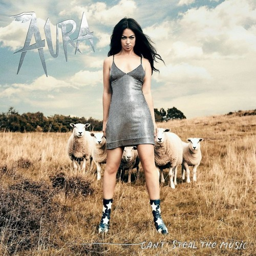 Aura Dione Fanclub achtergrond called Can t Steal The muziek