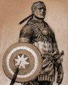 Captain America by Ryan Pancoast