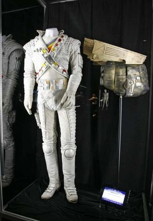 Captain Eo Movie Costume
