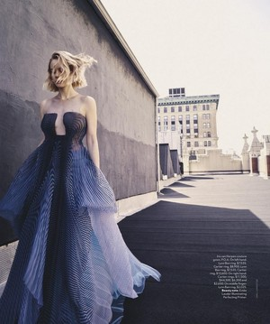 Carey Mulligan for Vogue Australia [January 2018]