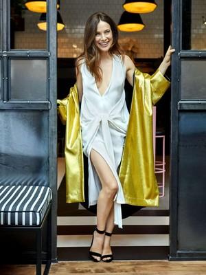 Caroline Dhavernas for Chatelaine Magazine [March 2017]