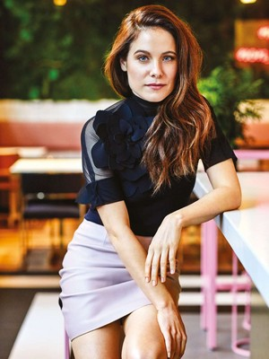 Caroline Dhavernas for Chatelaine Magazine [March 2017]