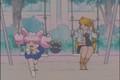 Chibiusa and Usagi  - sailor-moon photo