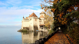 Chillon schloss