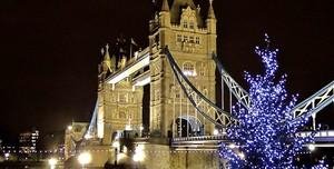क्रिस्मस Around The Uk....London England 🎄