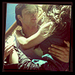 Clois in Rabid - smallville icon
