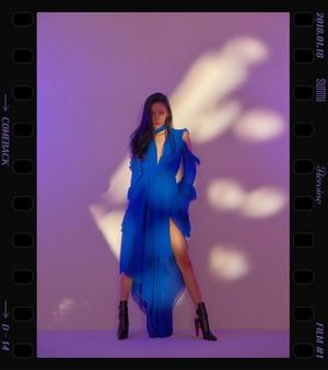Sunmi '주인공(Heroine)' Teaser Image